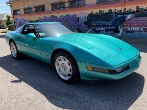 91 Corvette Turq (1)